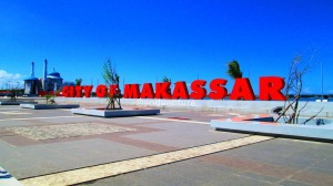 city of makassar pantai losari
